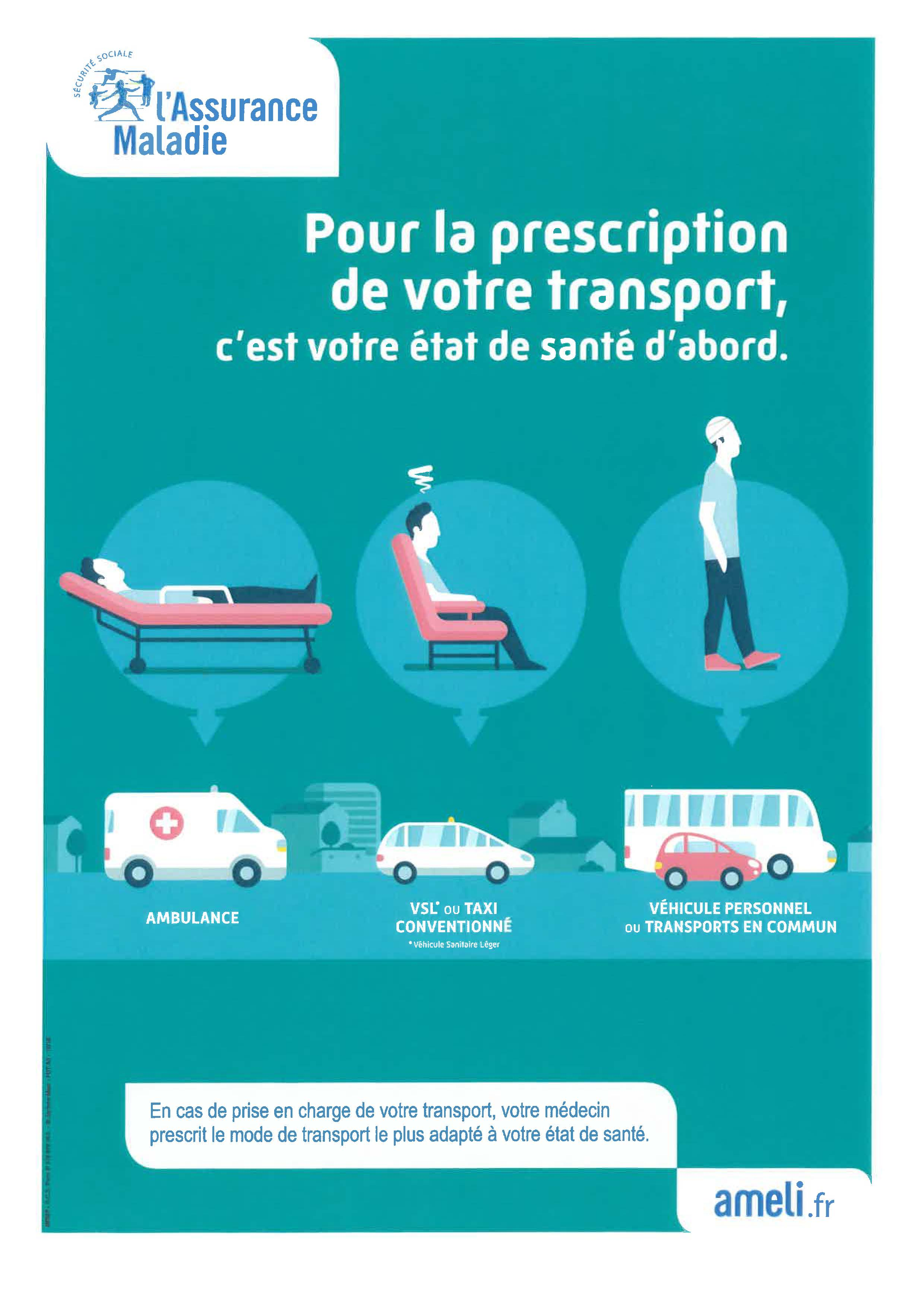 Affiche Ameli sur les prescriptions de transport 69e733ff5363