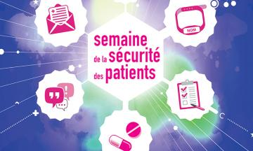 La semaine nationale de la sécurité des patients 2017