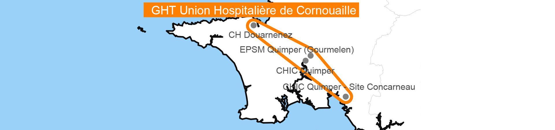 Groupement de Coopération Sanitaire (GCS)