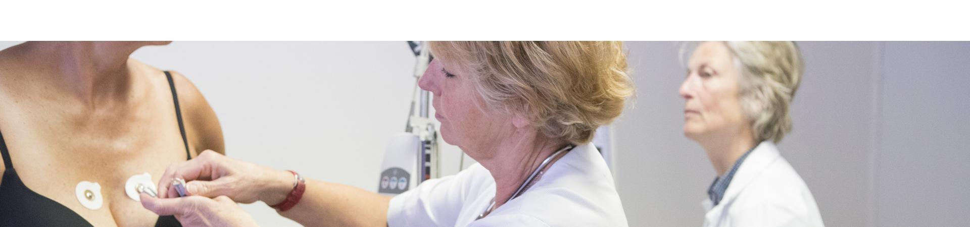 Cardiologie en hospitalisation